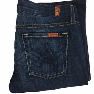 7 For All Mankind A Pocket Bootcut  27